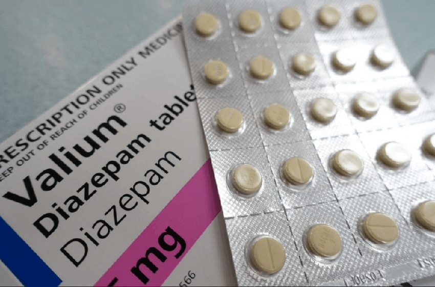 what can valium be prescribed for